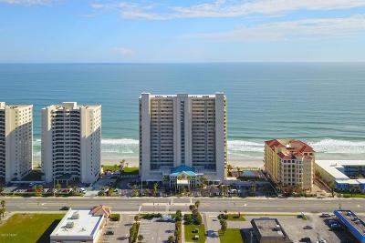 Daytona Beach Condo/Townhouse For Sale: 3333 S Atlantic Avenue #2105