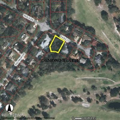 Tomoka Oaks Residential Lots & Land For Sale: 19 Eagle Court