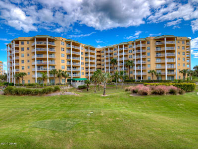Ponce Inlet Condo/Townhouse For Sale: 4670 Links Village #A502
