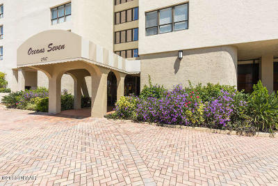 Daytona Beach Shores Condo/Townhouse For Sale: 2947 S Atlantic Avenue #1503