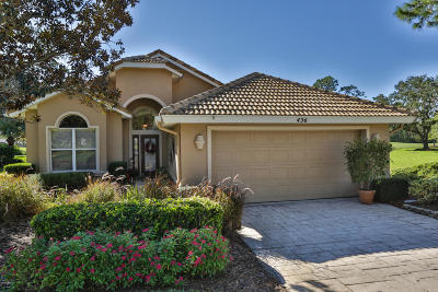 Ormond Beach FL Single Family Home Sale Pending: $269,900