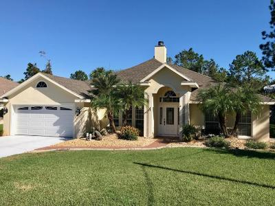 Palm Coast Single Family Home For Sale: 7 Bird Tree Place