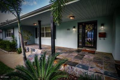Ormond Beach Single Family Home For Sale: 193 Windward Lane
