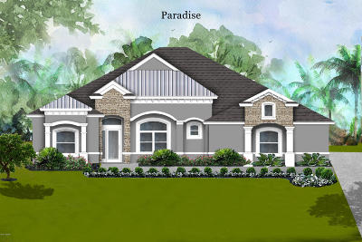 Halifax Plantation Single Family Home For Sale: 3003 Silvermines Avenue