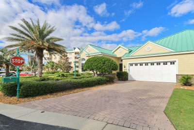 Ponce Inlet Condo/Townhouse For Sale: 4620 Oak Hammock Court