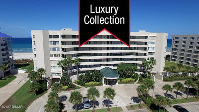 Ponce Inlet Condo/Townhouse For Sale: 4621 S Atlantic Avenue #7205