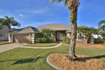 Waters Edge Single Family Home For Sale: 1846 Forough Circle