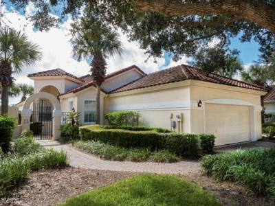 Palm Coast Single Family Home For Sale: 13 Corte Del Mar