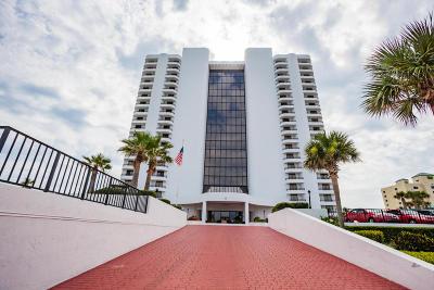 Daytona Beach Condo/Townhouse For Sale: 2555 S Atlantic Avenue #1103