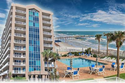 Daytona Beach Shores Condo/Townhouse For Sale: 3737 S Atlantic Avenue #604