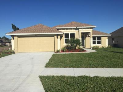 Ormond Beach Single Family Home For Sale: 1520 Springleaf Drive