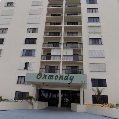 Ormond Beach Condo/Townhouse For Sale: 1513 Oceam Shore Boulevard #8E