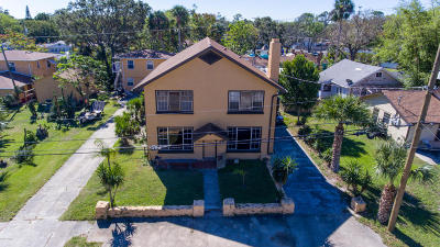 Volusia County Multi Family Home For Sale: 310 Charles Street