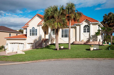 Ponce Inlet, South Daytona, Wilbur-by-the-sea Single Family Home For Sale: 34 Loggerhead Court