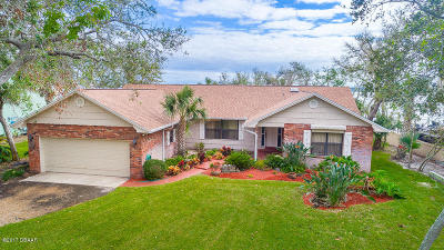 Ormond Beach Single Family Home For Sale: 1505 Oak Forest Drive