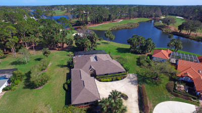 Ormond Beach Single Family Home For Sale: 19 N Magnolia Drive