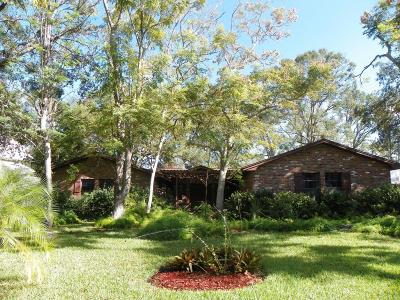 Tomoka Oaks Single Family Home For Sale: 108 N St Andrews Drive