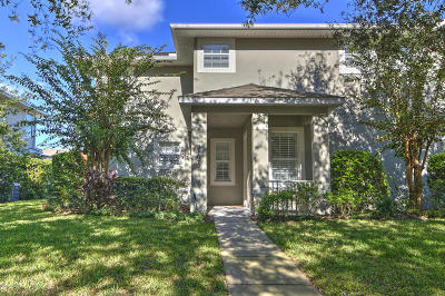 Ormond Beach Attached For Sale: 3107 Inishmore Drive