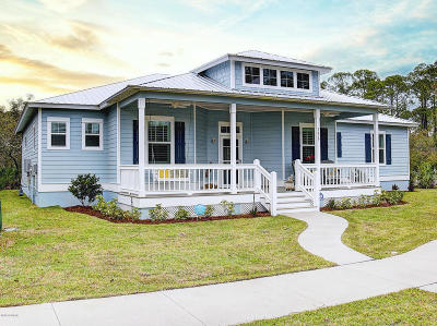 New Smyrna Beach Single Family Home For Sale: 2679 Old Smyrna Trail