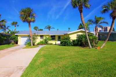 Port Orange Single Family Home For Sale: 3 Coconut Row