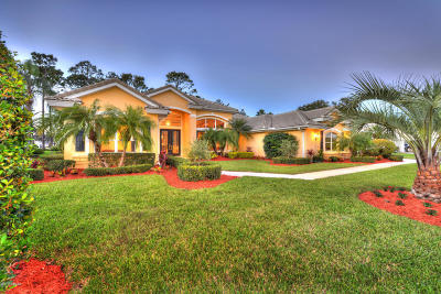 Spruce Creek Fly In Single Family Home For Sale: 2717 Autumn Leaves Drive