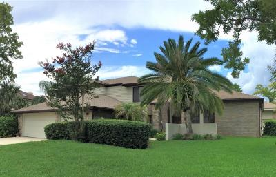 Port Orange Single Family Home For Sale: 1777 Mitchell Court