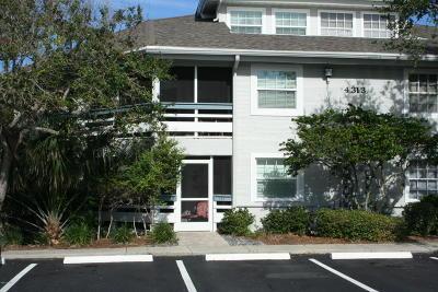 New Smyrna Beach Condo/Townhouse For Sale: 4313 Sea Mist Drive #161