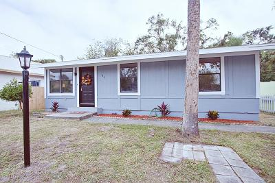 Ormond Beach Single Family Home For Sale: 141 S Washington Street