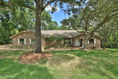 Spruce Creek Fly In Single Family Home For Sale: 2632 Spruce Creek Boulevard