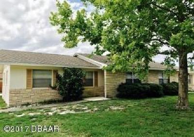 Volusia County Multi Family Home For Sale: 5172 Taylor Avenue