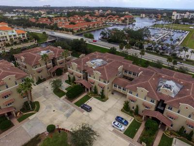 Palm Coast Condo/Townhouse For Sale: 110 Club House Drive #1202