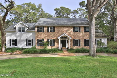 Ormond Beach Single Family Home For Sale: 117 Shady Branch Trail