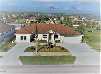 Daytona Beach Shores Single Family Home For Sale: 3820 S Atlantic Avenue