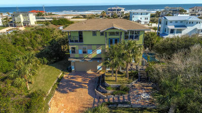 Ponce Inlet, South Daytona, Wilbur-by-the-sea Single Family Home For Sale: 7 S Mar Azul