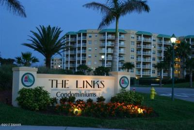 Ponce Inlet Condo/Townhouse For Sale: 4670 Links Village Drive #B503