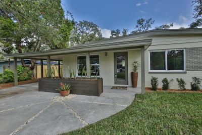 New Smyrna Beach Single Family Home For Sale: 645 Yupon Avenue