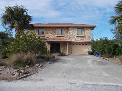 New Smyrna Beach Single Family Home For Sale: 202 Dune Circle