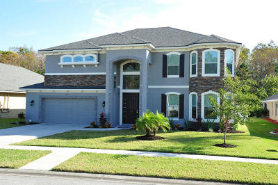 Port Orange Single Family Home For Sale: 6821 Vintage Lane
