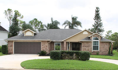 Port Orange FL Single Family Home Sold: $449,500