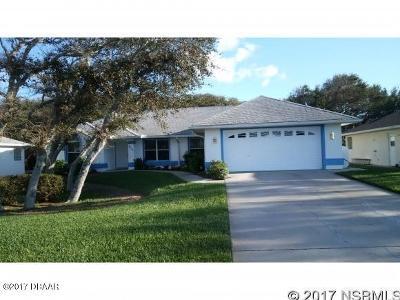 New Smyrna Beach Single Family Home For Sale: 829 7th Avenue