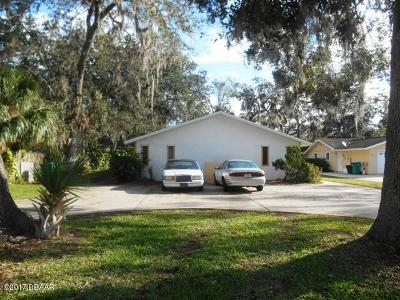 Volusia County Multi Family Home For Sale: 1561 Sunset Lane