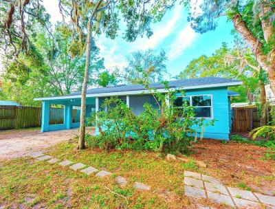 New Smyrna Beach Single Family Home For Sale: 814 Dougherty Street