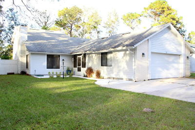 Ormond Beach Single Family Home For Sale: 289 Millview Court