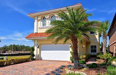 Palm Coast Single Family Home For Sale: 262 Yacht Harbor Drive