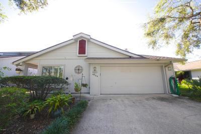 New Smyrna Beach Single Family Home For Sale: 4224 Gull Cove