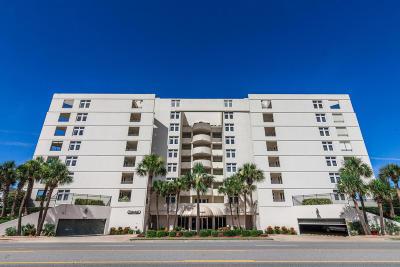 Ormond Beach Condo/Townhouse For Sale: 395 S Atlantic Avenue #2070