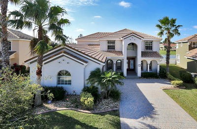 Venetian Bay Single Family Home For Sale: 464 Venetian Villa Drive