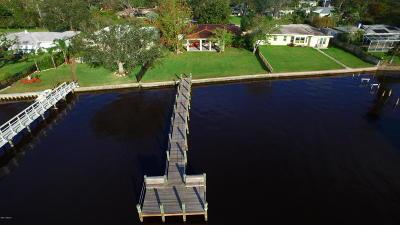 Ormond Beach Single Family Home For Sale: 122 River Lane