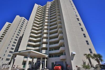 Daytona Beach Condo/Townhouse For Sale: 3315 S Atlantic Avenue #1205