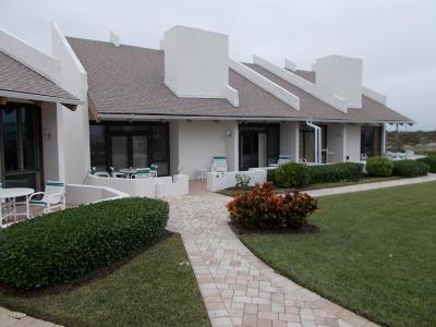 New Smyrna Beach Condo/Townhouse For Sale: 4875 S Atlantic Avenue #B